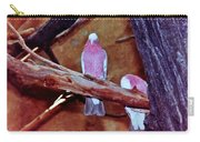 2 Birds Carry-all Pouch