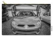 2006 Mitsubishi Eclipse Gt V6 Painted Bw Carry-all Pouch