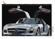 2010 Mercedes Benz Sls Gull-wing Carry-all Pouch