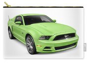2013 Ford Mustang Gt 5.0 Sports Car Carry-all Pouch