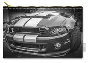 2013 Ford Mustang Shelby Gt 500 Bw Carry-all Pouch