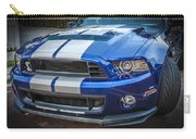 2013 Ford Mustang Shelby Gt 500  Carry-all Pouch