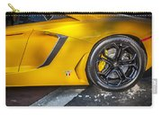 2013 Lamborghini Adventador Lp 700 4 Carry-all Pouch