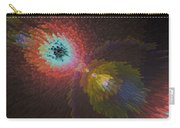 3d Dimensional Art Abstract Carry-all Pouch