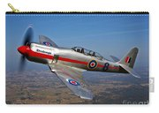 A Hawker Sea Fury T.mk.20 Dreadnought Carry-all Pouch