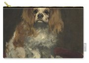A King Charles Spaniel Carry-all Pouch