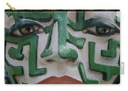 A Maze Ing Face 2 Carry-all Pouch