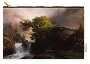 A Mountain Stream Carry-all Pouch