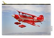 A Pitts Special S-2a Aerobatic Biplane Carry-all Pouch