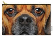A Puggle Carry-all Pouch