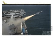 A Rim-7 Sea Sparrow Missile Is Launched Carry-all Pouch