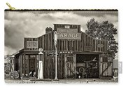 A Simpler Time Sepia Carry-all Pouch
