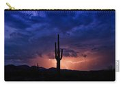 A Sonoran Desert Storm  Carry-all Pouch