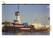 A Tough Old Tugboat Carry-all Pouch