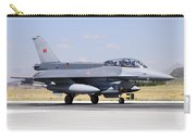 A Turkish Air Force F-16d Block50+ Carry-all Pouch