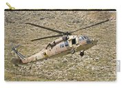 A Uh-60l Yanshuf Helicopter Carry-all Pouch