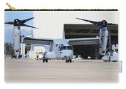 A U.s. Marine Corps Mv-22b Osprey Carry-all Pouch
