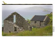 Abandoned Stone House, Slea Head Carry-all Pouch