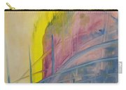 Abstracat Exhibit Carry-all Pouch