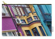 Abstract Istanbul 02 Carry-all Pouch