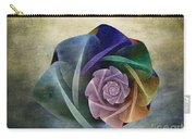 Abstract Rose Carry-all Pouch