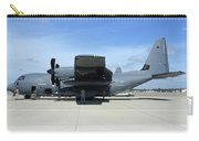 Ac-130j Ghostrider At Hurlburt Field Carry-all Pouch