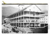 Adirondack Hotel, 1889 Carry-all Pouch