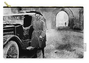 Adolf Hitler Shortly After His Release From Prison 1924 1924-2012 Carry-all Pouch