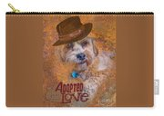 Adopted With Love Carry-all Pouch