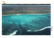 Aerial Of Ningaloo Reef And Cape Range Carry-all Pouch