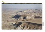 1-aerial Photography Of The Negev  Carry-all Pouch