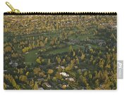 Aerial View Of Bellevue Skyline Carry-all Pouch