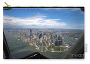 1-aerial View Of Manhattan Carry-all Pouch