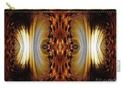 African Moon Abstract Carry-all Pouch