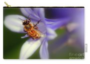 Agapanthus Africanus Carry-all Pouch
