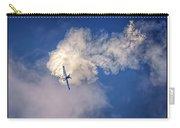 Air Show Selfridge Havilland Super Chipmunk Carry-all Pouch