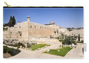 Al-aqsa Mosque Temple Mount Carry-all Pouch