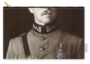 Albert I (1875-1934) Carry-all Pouch