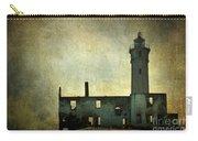 Alcatraz Island Lighthouse Carry-all Pouch