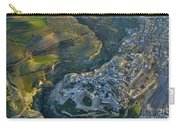 Alhama De Granada From The Air Carry-all Pouch
