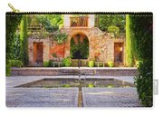 Alhambra In Granada Carry-all Pouch