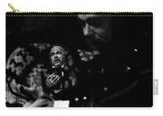 Allan Fudge Mourning Becomes Electra University Of Arizona Drama Collage Tucson Arizona 1970 Carry-all Pouch
