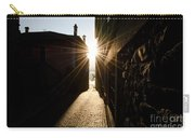 Alley In Backlight Carry-all Pouch