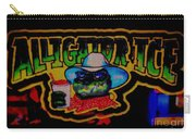 Alligator Ice Carry-all Pouch