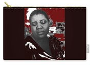 American Blues Singer Bessie Smith Unknown Date-2013 Carry-all Pouch