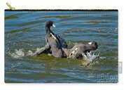 American Coots Fighting Carry-all Pouch