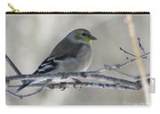 American Goldfinch 1 Carry-all Pouch