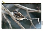 American Tree Sparrow  Carry-all Pouch