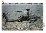 An Apache Ah64d Helicopter Carry-all Pouch
