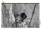 An Old Mill Stone Ely's Mill Roaring Fork Bw Carry-all Pouch